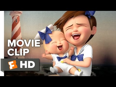 Thumbnail: The Boss Baby Movie CLIP - Awkward Photo Shoot (2017) - Alec Baldwin Movie