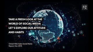 SMRS: The World of Social Media