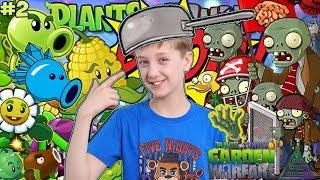 РАСТЕНИЯ ПРОТИВ ЗОМБИ - Plants vs. Zombies Garden Warfare #2