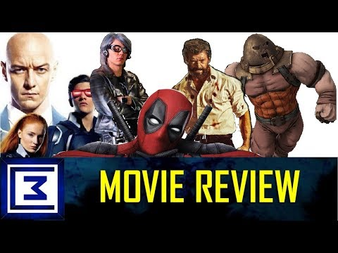 Deadpool 2 REVIEW X-Men Sequel