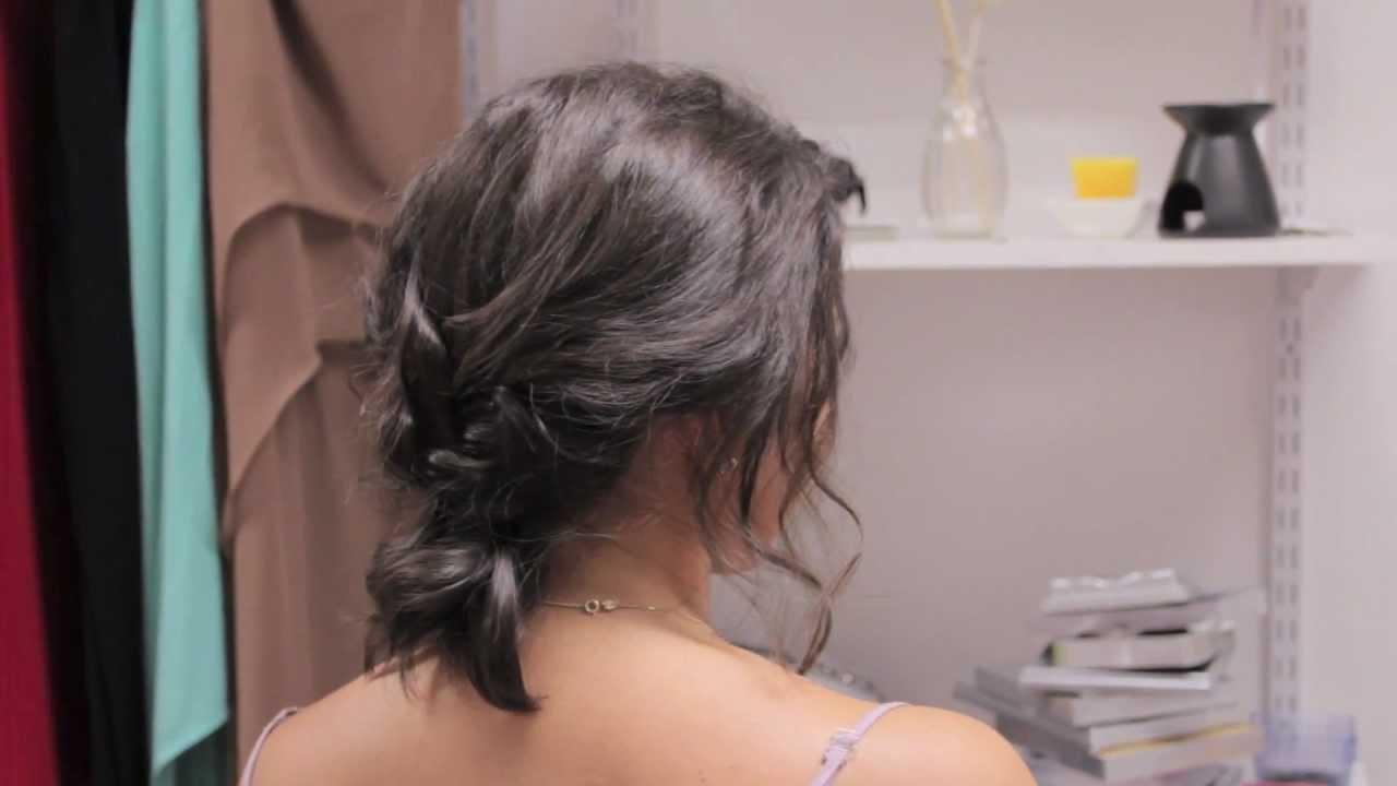 5 peinados para cabello corto youtube - Peinados para chicas ...