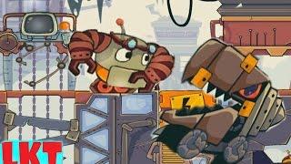 Приключения робота Тробо. Мультик Игра для Детей