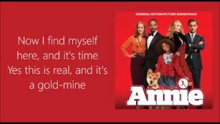 Opportunity SIA Version Lyrics (Annie 2014) Mp3