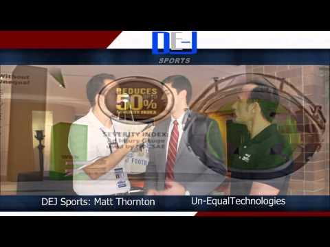 Dallas Entertainment Journals Matt Thornton interviews with UNEQUAL Technologies