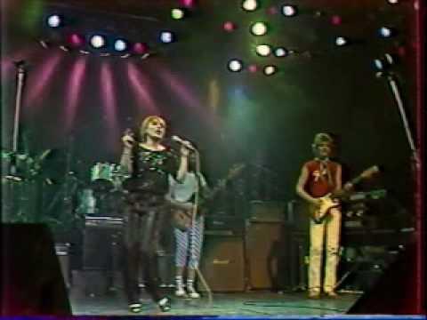 Kovács Kati - Johhny & Mary (Live aid, 1985)