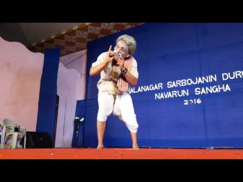 Shib dance performance by bidhaasram