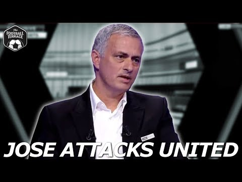 Jose Mourinho attacks Manchester United! beIN Sports Interview | Reaction Video