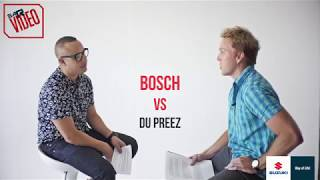 Rob du Preez or Curwin Bosch?