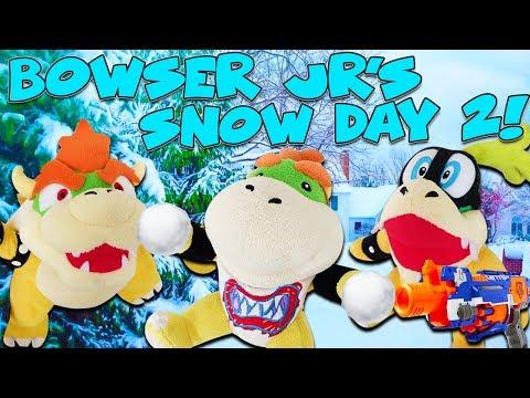 12Inch Mario /& Luigi Bowser/'s Inside Story Figure Dark Bowser Koopa Plush Doll