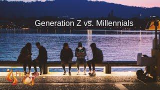 Generation Z vs. Millennials