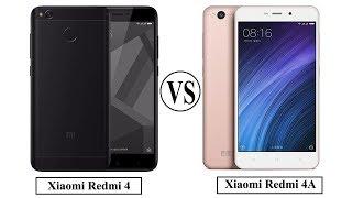 Xiaomi Redmi 4 và Redmi 4A ra mắt, giá từ 1,6 triệu đồng, có 3GB RAM, 5 inch full HD