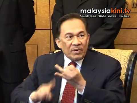 RTM reporter annoys Anwar