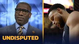 Steph Curry's legacy was 'strained' by the NBA Finals loss – Shannon Sharpe | NBA | UNDISPUTED