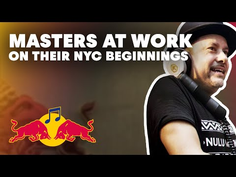 Masters At Work Talk Ha Dance Nuyorican Soul And NYC Beginnings  Red Bull  Academy
