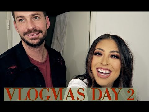 THAT PRANK WAS SO MEAN & MEET THE FAMILY! VLOGMAS DAY 2