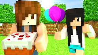 Minecraft - ANIVERSARIANTE EM FUGA (Cake Wars)
