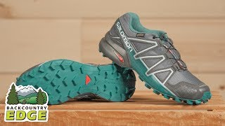Salomon Women's Speedcross 4 GTX Trail Running Shoe