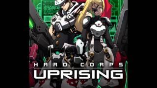 Hard Corps: Uprising - Stage 1 Desert Theme