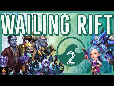 Wailing Rift 2 How To Win: Heroes And Setups Castle Clash Wailing Rift