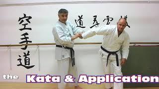 tuite basics Bunkai Strategies 2017 week 46 koryu karate oyo jutsu