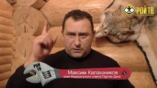Максим Калашников о дураках с апломбом в политике