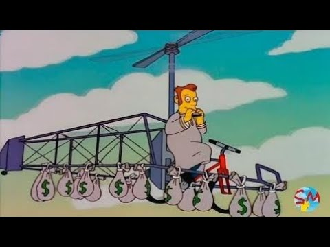 Los Simpsons - La secta Simpson (Parte 5/5) NEW
