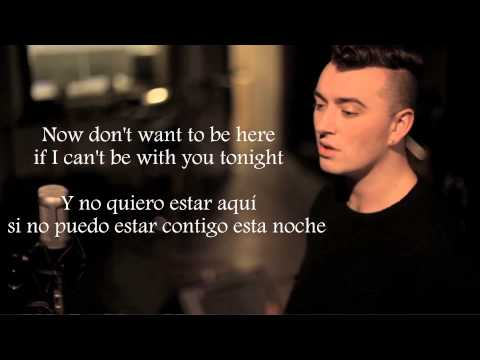 Sam Smith - Lay Me Down (Lyrics Letra)(Subtitulada Español)
