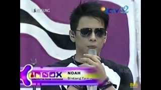 [11.18 MB] NOAH Band - Separuh Aku - LIVE INBOX 07/09/2012