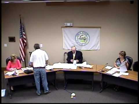 Board of Appeals 08/08/12