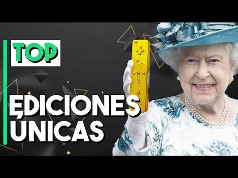 10 EDICIONES LIMITADAS de CONSOLAS que MERECE LA PENA RECORD