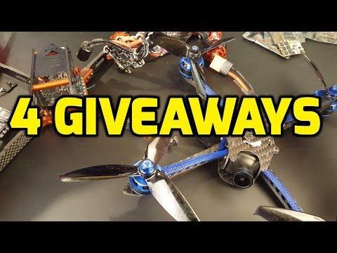 Racing Drones Giveaway