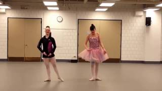 my ballet dance performance Mar. 25, 2017
