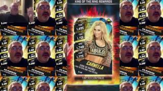 Summerslam Fusions TODAY!! SS KOTR CARD TOO!! WWE Supercard #381