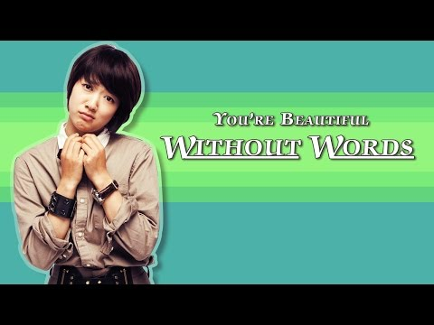 """【xHxWx】You're Beautiful """"Without Words"""" KOREAN Cover"""