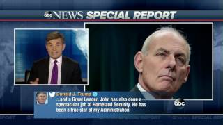 Priebus out as chief of staff, Trump names John Kelly as replacement | ABC News