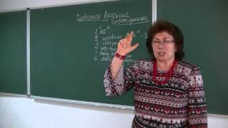 Словесное ведение собеседника. Психолог Наталья Кучеренко.  Лекция № 16.