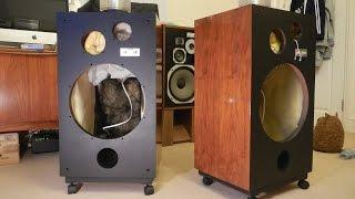 Pioneer HPM-150 Restoration - Cabinet restoration & Final assembly
