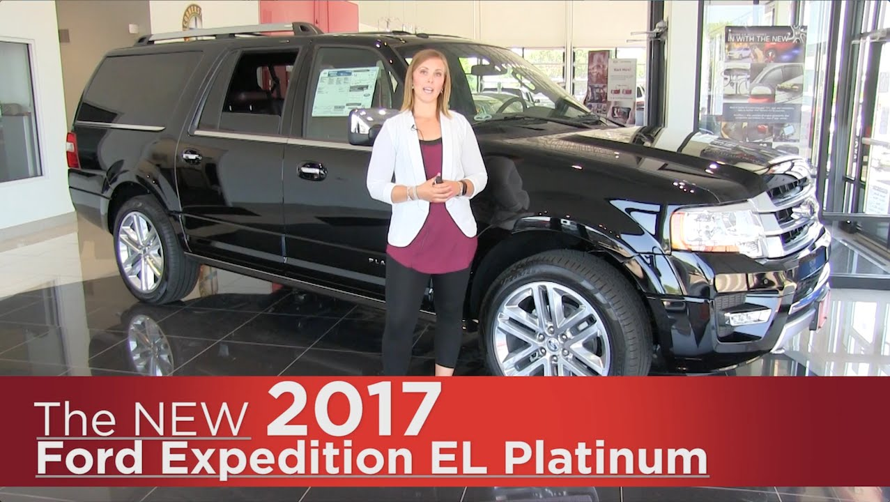 New 2017 ford expedition el platinum elk river coon rapids minneapolis st paul st cloud mn youtube