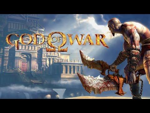 Полнометражный игрофильм - GOD OF WAR 3 (full movie hd) rus