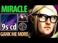 Miracle- Dota2 [Invoker] 9sec CD Tornado with Talent Tree- Gank Me More