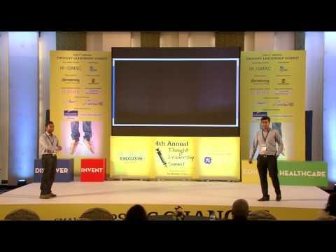 Shreyans gandhi/Arpit Mishra speak about ATMs that deliver Healthcare