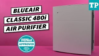 Blueair Classic 480i Air Purifier Review | Today's Parent Approved