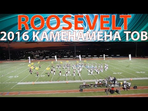 "Bushido: The Way of the Warrior | 2016 Roosevelt HS ""Rough Rider"" Marching Band 