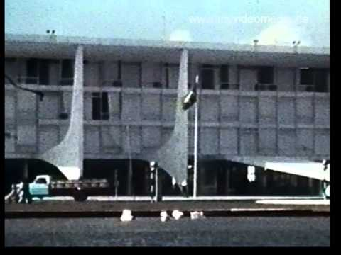 Brasilia 1979 - Brasilien Super8  Travel Channel