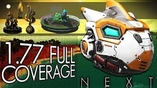 NMS UPDATE 1.77 NEW MEGA-RESEARCH, ITEMS & FIXES! #NoMansSky
