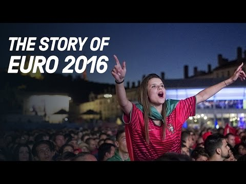 The Complete Story of Euro 2016