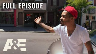 Frustrated Man Starts Yelling after Receiving Ticket | Parking Wars | Full Episode (S4, E5) | A&E
