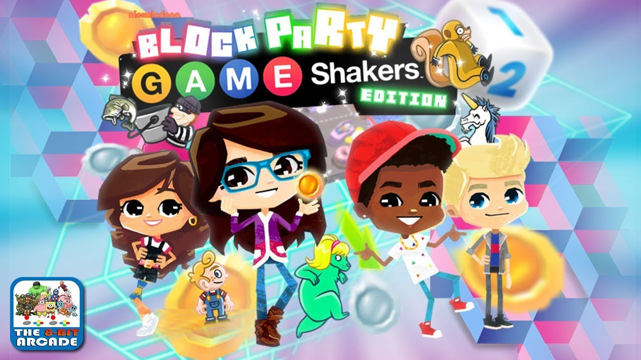 Nickelodeon Games Game Shakers | Games World