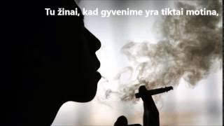 Макс Корж - Мотылёк [LIETUVIŠKAI] (Maks Korzh - Motylek)