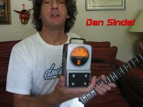Peterson Stomp Classic Tuner demo